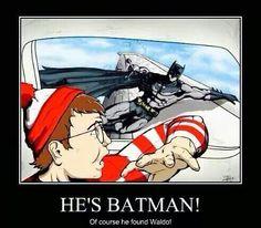 No One Can Escape Batman - Comics, Superheroes, and Villains Dc Memes, Funny Memes, Hilarious, Funny Pranks, Nightwing, Batgirl, Marvel Dc, Marvel Funny, Funny Batman