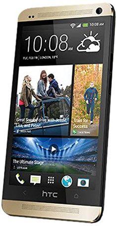 HTC One UK SIM-Free Smartphone - Gold - http://www.computerlaptoprepairsyork.co.uk/mobile-phones/htc-one-uk-sim-free-smartphone-gold