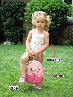 Blog de moda Infantil Dressing Ivana en: Super Pink