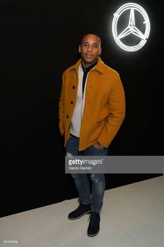 Reggie Yates attends the Mercedes-Benz Chapter 1 launch party with M. A and Tommy Genesis on March 2017 in London, United Kingdom. Get premium, high resolution news photos at Getty Images Tommy Genesis, Launch Party, Mercedes Benz, Product Launch, The Unit, News