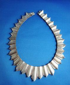 Vintage Necklace Antonio Pineda & Los Costillo by ArtDecoAntiques, $2894.00