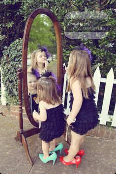 this will definitely be Caylee and her little sister one day!