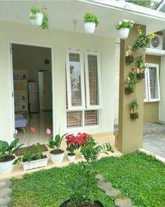 Ideas Yard Design Layout Home Simple Garden Designs, Garden Design Plans, Landscape Design Plans, Home Garden Design, Home Room Design, Modern Garden Design, Yard Design, Home And Garden, House Design