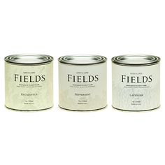Fields Candle Set on AHAlife