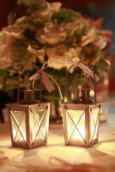Mini lantern favors