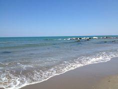 Platja a la Punta del Fangar, Delta de l'Ebre #deltadelebre #puntadelfangar #ebre #terresdelebre #platja #lovelymoments #beach #reservadelabiosfera #mediterrani #mediterraneansea