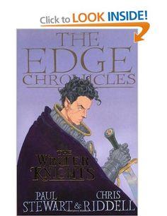 The Winter Knights: Quint Saga Book 2: The Edge Chronicles: Amazon.co.uk: Paul Stewart, Chris Riddell: Books
