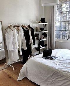 Room Ideas Bedroom, Home Bedroom, Bedroom Decor, Bedroom Wardrobe, Magical Bedroom, Bedrooms, Decor Room, Room Ideias, Aesthetic Room Decor