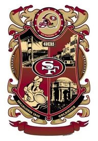 SF 49er This would make an awesome flag