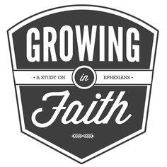Growing In Faith Logo on Behance