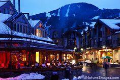 Take me back to the village, Whistler '09