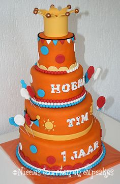 Niccies taarten en cupcakes Hoofddorp: Kindertaarten