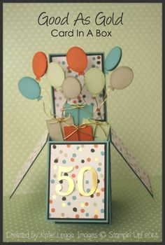 Today we say farewell to Sale-A-Bration for another year and the end of the official Stampin' Up! year…and what a year it has been! To celebrate Sale-A-Bration 2014 one last time, Mum a…
