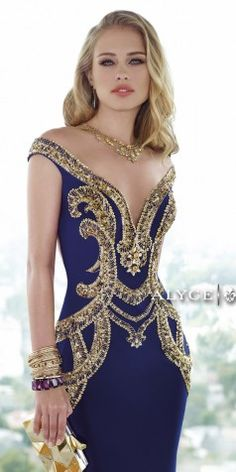 colorful evening gowns - Google Search