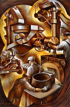 Edmund Lewandowski - Industry  (1942)