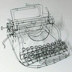 The Wire Art of Martin Senn