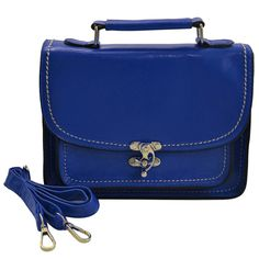 SMOOTH MESSENGER - Blue, £9.00 www.miamouk.com