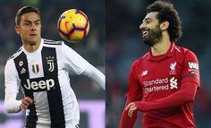 เปาโล ดีบาล่า และ โมฮาเหม็ด ซาล่าห์ / Paulo Dybala & Mohamed Salah ก่อนหน้านี้มีข่าวลือจากสื่อแดนมักกะโรนีออกมาว่า ยูเวนตุส วางแผนนำเข้าสตาร์ดังระดับโลกเข้าทีมอย่างน้อยฤดูกาลละ 1 ราย นักเตะรายล่าสุดที่ ม้าลาย กำลังสนใจคือ ซาล่าห์ โดยพวกเขาพร้อมทุ่มเงินมหาศาลถึง 200 ล้านยูโรในการไล่ล่าปีกชาวอียิปต์ ล่าสุด สื่อออกมาเผยว่าพวกเขาเปลี่ยนแผนโดยการส่ง ดีบาล่า บวกเงินอีก 50 ล้านยูโรให้กับ ลิเวอร์พูล พิจารณาปล่อยตัว ซาล่าห์ แต่โดยดี