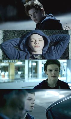 """""""Cameron Monaghan in Mall (A Day to Kill). """""""