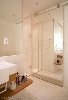 Seleção de banheiros e lavabos by NOURA VAN DIJK INTERIOR DESIGN!
