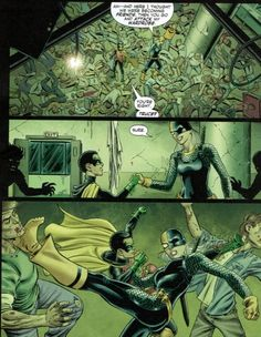 remnantof: zatanna: — Teen Titans #91 I LOVE THEM oh gosh i cannot even deal with my love for these two