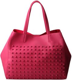 Steve Madden スティーブ・マデン スタッズ付トートバッグ/ Color studs tote on ShopStyle