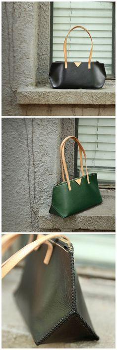 Handbags 2017 Full Grain Leather Handmade Designer Handbags for Women