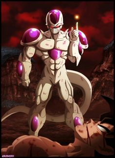 Frieza Race, Lord Frieza, Dragon Ball Z, Figuras Disney Infinity, Character Concept, Character Design, Dbz Characters, Deviantart, Animes Wallpapers