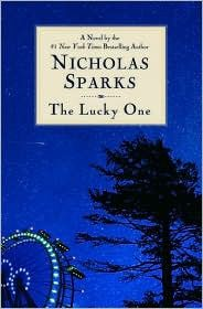 The Lucky One Nicolas Sparks (Movie to come)
