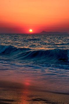 Beautiful Sunrise, Beautiful Beaches, Beach Scenery, Amazing Sunsets, Am Meer, Sunset Photography, Beach Pictures, Beautiful Landscapes, Beautiful Pictures