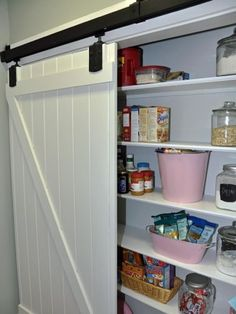 design ideas for kitchen pantry doors - Diy Kitchen Pantry Ideas