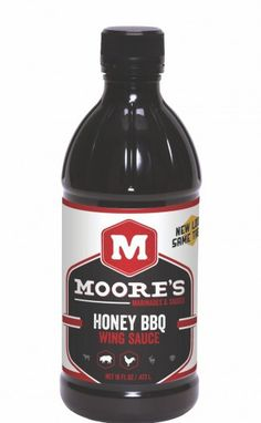 Moore's Honey Bbq Wing Sauce