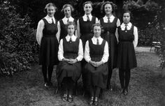 Image result for 1940s gymslip