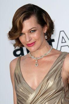 #Milla #Jovovich #Lipstick & Accessories