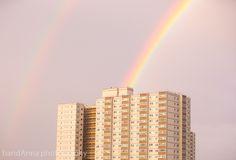 variation on the rainbow theme