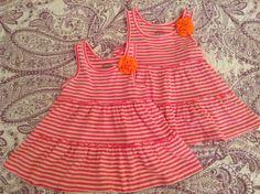 Carter's 2t Sundress, Tunic, Shirt $2 each