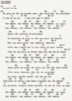 MEU CAVAQUINHO: Cifra - Vai Vadiar - Samba de Raiz