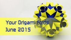 "Your Origami Folds June 2015: ""Coral Star"" (Ekaterina Lukasheva)  Tutorial for ""Coral Star"" by Ekaterina Lukasheva: https://youtu.be/GBtKVRUwlv4"