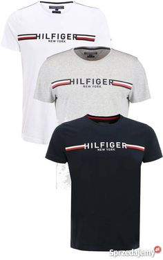 Tommy Hilfiger Tommy Logo Long Sleeve tee Camiseta Deporte para Hombre