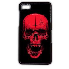 Cross Skull TATUM-2872 Blackberry Phonecase Cover For Blackberry Q10, Blackberry Z10