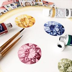 Jewelled on Behance