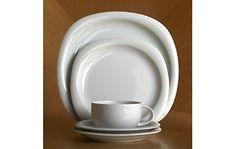 Rosenthal Suomi White Dinnerware | Bloomingdale's