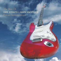 Dire Straits and Mark Knopfler The Best of - Private Investigations on Import 2LP