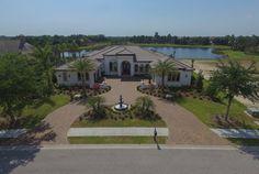 $1.8 Million #Lakefront Home - Lakewood Ranch, FL