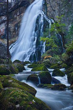 Golling Waterfall ~ Salzburgerland, Austria