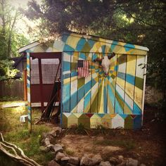 @sarahfought  look what I found floating around!  shed mural