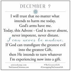 Keep trusting !!!