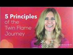 Want to know how to attract your Twin Flame? Here are the 5 Principles of the Twin Flame Path by DR AMANDA NOELLE The Twin Flame Matchmaker!