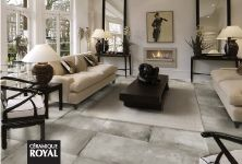 Lappato mat porcelain tile. The London 3 by Trendy. This tile will make any room look grand! / Le London 3 par Trendy. Cette tuile rendra toute pièce splendide!