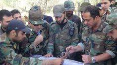 Noticia Final: A ofensiva renovada de Damasco gera grandes ganhos...